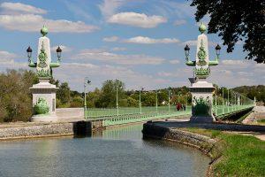 """die """"Pont Canal de Briare"""""""