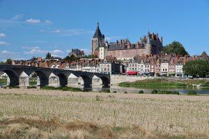 das Château de Gien-sur-Loire