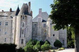 das Château de Meung-sur-Loire