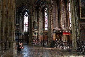 die Kathedrale von Orleans