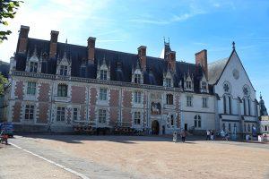Das Château Royal de Blois
