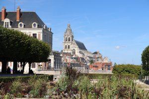 die Kathedrale von Blois