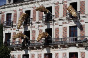 """Das """"Haus der Magie"""" - Pflichttermin für jeden Blois-Touristen"""