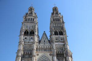 die Kathedrale von Tours