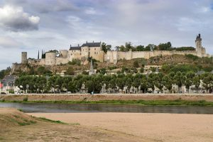 Fortress, Festung oder Chateau? Egal: Chinon ist imposant!