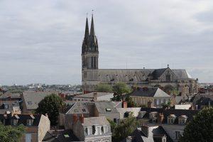 die Kathedrale von Angers