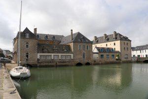in Pont-l'Abbé im Süden des Finistere