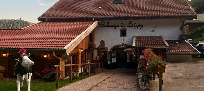Gastrotipp: Ferme & Auberge de Liezey