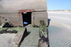 "Geschichte in Beton: Bunker des ""Atlantikwall"""
