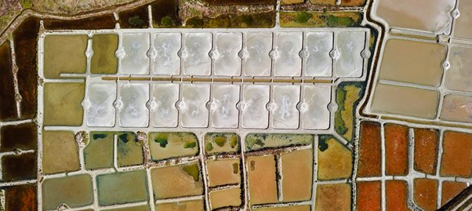 Die Salzgärten von Guerande – das weisse bretonische Gold