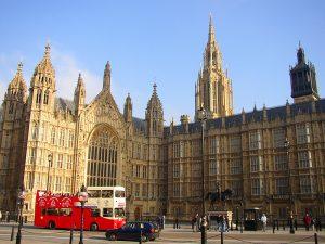 Westminster, London, Foto: Hans-Martin Goede