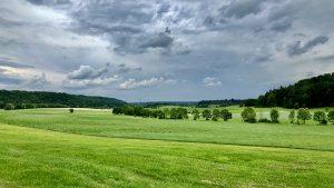 Wolken im Juni 2020 - an Action mangelt es heuer zuhause auch am Himmel nicht!