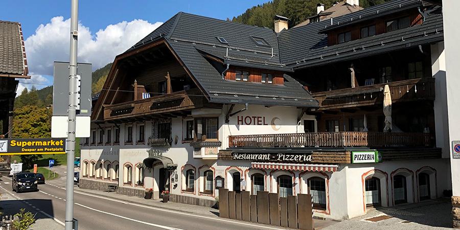 Gastrotipp: Hotel Mondschein in Sexten