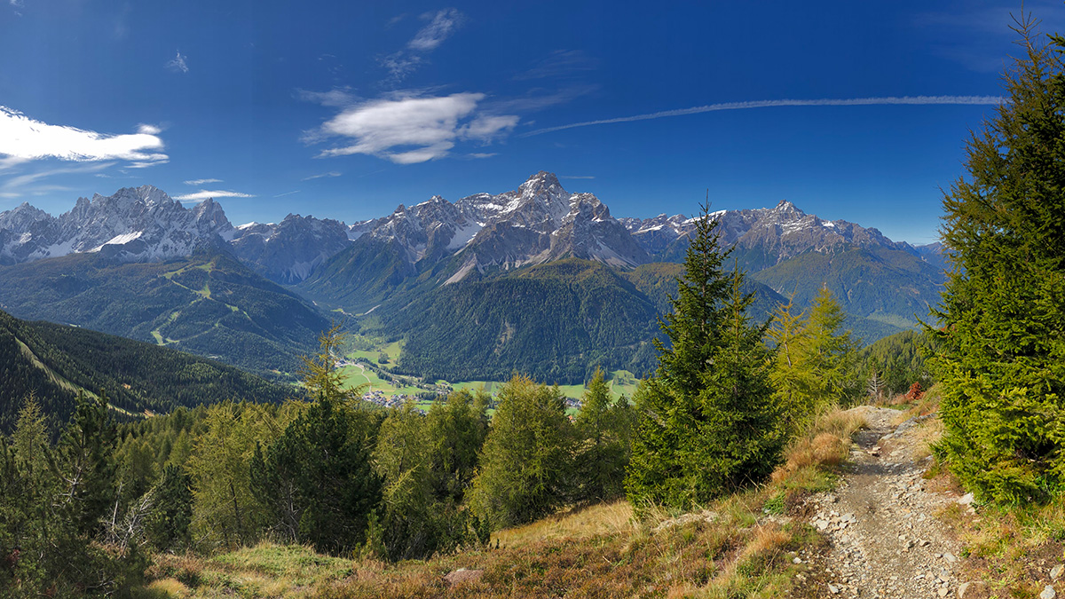 Sextner Dolomiten – zwischen Helm und 3 Zinnen