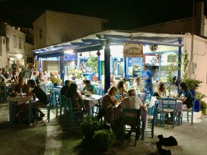 Giannis Family Grill House in Matala (2013)